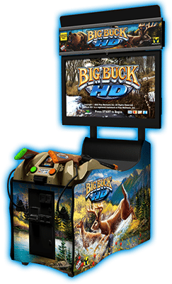 Raw Thrills Big Buck HD