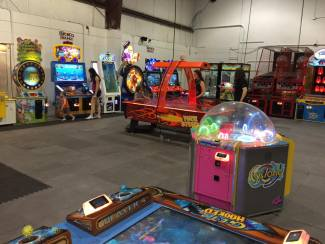 Amusement Games - Family Entertainment Center